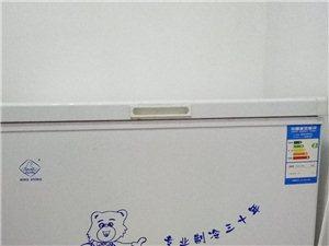 冰熊冰柜95成新