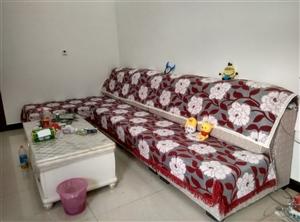 里城道村定做沙发套