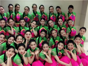 潢师舞蹈队