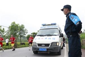 20170428广安蓝天救援队(筹)工作简报