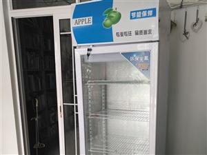 九成新立式保鲜柜