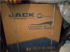 出售全新杰克电动缝纫机