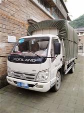 福田轻卡车2014年上牌