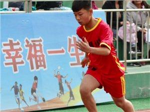 武功县第二十七届中小学田径运动会掠影