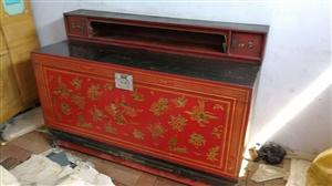 家传古董柜,因搬外地忍痛割爱