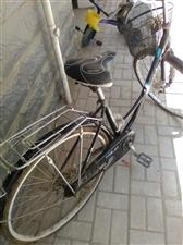 九成新上海凤凰自行车出售