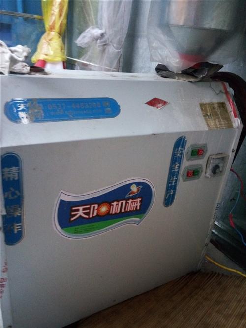 良心出售全新涼粉機器帶電機