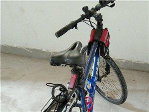7成新,28速越野单车