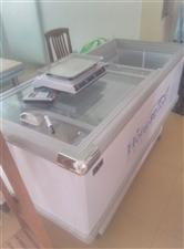 招远几乎全新冷鲜柜便宜处理