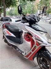 珠峰电功摩托车