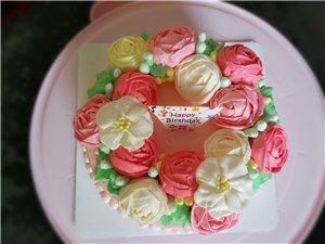 6/8/10寸生日蛋糕奶油蛋糕水果蛋糕