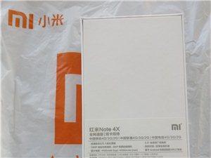 未开封小米Note4X(别人送的)低价出手