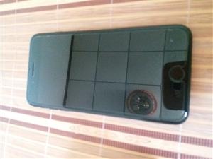 苹果7p128g亮黑色