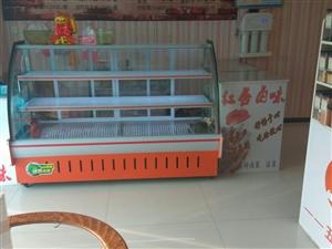 低价出售九成新保鲜柜一台