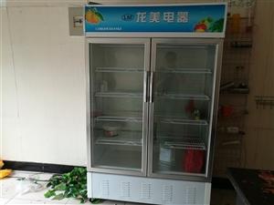 双开门冷藏展示柜