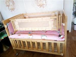 出售整套婴儿床婴儿摇篮