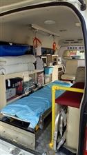 救护车出租转运出院业务