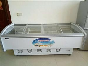 出售八九成新展示柜,冰柜