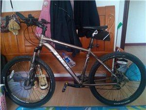 崔克自行车4300