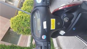 9成新72v绿佳牌电动摩托车