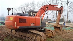 挖掘机出租