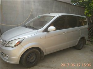 因换车欲出售2014年北汽威旺M20一辆!