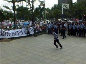 霍邱中泰一白马广场,以诈骗、虚假广告宣传