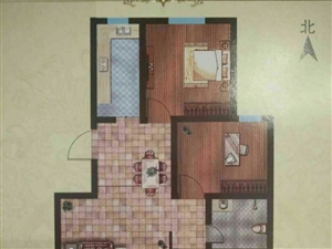 凯旋城毛坯小三室