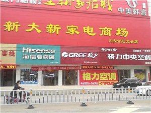 新大新家电商场二楼出租