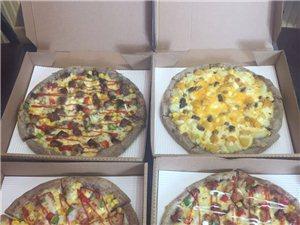 最近发现一家披萨不错