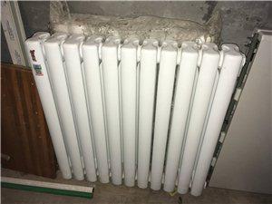 出售全新新式暖气片5组36片,打算装壁挂炉的朋友可以联系我18082256887