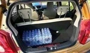 放在后尾箱瓶装水放久有毒