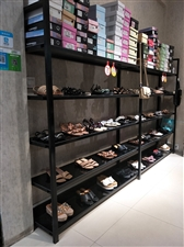 不锈钢定制鞋架出售!可放鞋包,花草,仓库放货等!