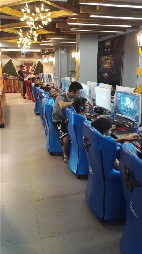 光山炫彩电竞生活馆