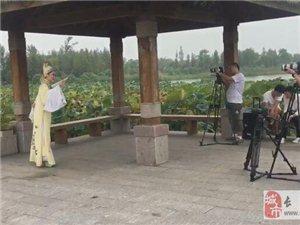 中央���_《�^把�a》�谀拷M在仙山湖��地取景