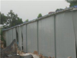 回收安装新旧彩钢板房