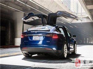 特斯拉115万豪华SUV越野车6座,个人租车或者婚庆租车