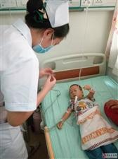 活泼宝宝突患白血病