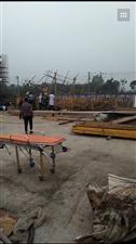 徐水区一在建立交桥脚手架坍塌致2死4死