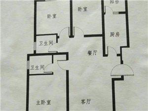 【出售】3室2厅2卫123�O现房27万元