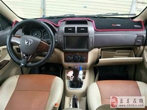 北汽威望M307座高配的因急用钱3万多就卖了1年零4个月的车13984649700