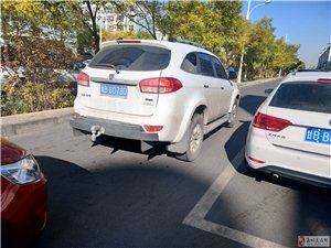 有这样停车的吗?