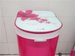 本人有闲置的小天鹅迷尼型小洗衣机,全新,...