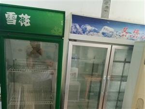 长期出售二手冰柜,展示柜,价格便宜,有质...