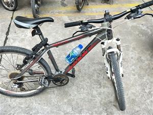 山地自行车,捷安特ATX770,八成新,...