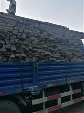 本人有一批二手建筑材料要出售,五乘十方木...