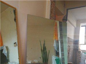 二手大镜子出售,2m×1.5m 一块 ...