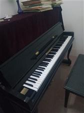 二手钢琴,状况良好,欲够从速