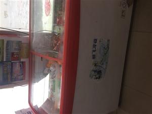 新飞冷柜冰箱,冷冻效果完好,没有故障,九...