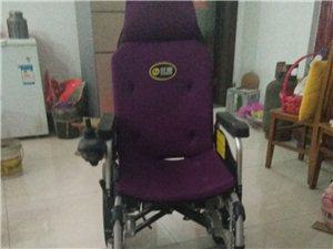 电动轮椅 买没多久像家里有老人的可以买这...